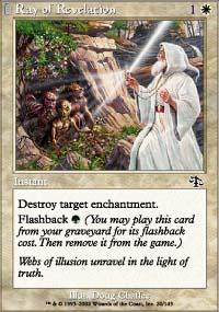 Ray of Revelation - Judgment