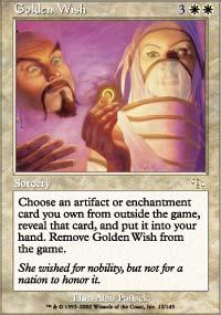 Golden Wish - Judgment
