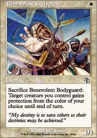 Benevolent Bodyguard - Judgment