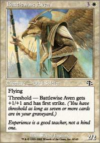 Battlewise Aven - Judgment