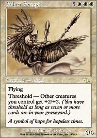 Silver Seraph - Judgment