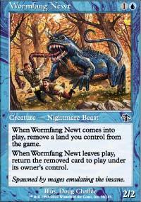 Wormfang Newt - Judgment