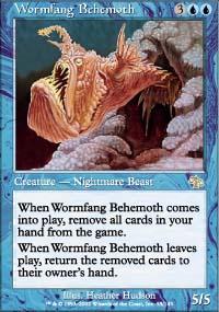 Wormfang Behemoth - Judgment