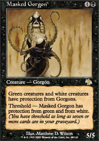 Masked Gorgon - Judgment