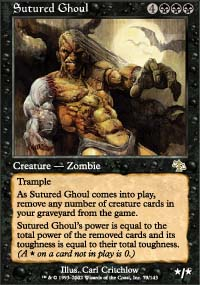 Sutured Ghoul - Judgment