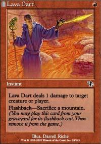 Lava Dart - Judgment