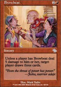 Browbeat - Judgment