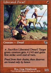 Liberated Dwarf - Judgment