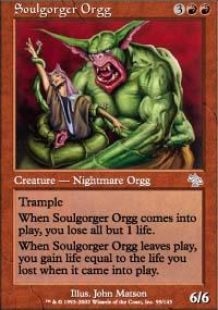 Soulgorger Orgg - Judgment