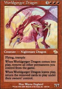 Worldgorger Dragon - Judgment