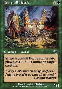 Ironshell Beetle - Judgment