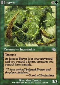 Brawn - Judgment