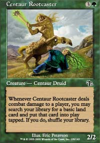 Centaur Rootcaster - Judgment