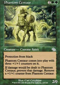 Phantom Centaur - Judgment