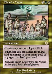 Mirari's Wake - Judgment
