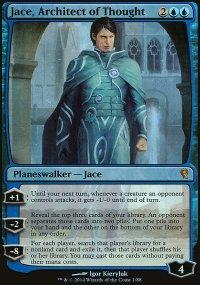Jace, Architect of Thought - Jace vs. Vraska