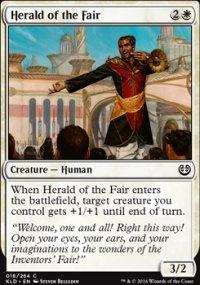 Herald of the Fair - Kaladesh