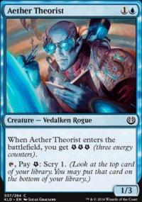 Aether Theorist - Kaladesh