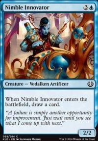 Nimble Innovator - Kaladesh