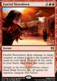 Fateful Showdown - Kaladesh