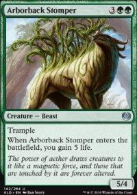 Arborback Stomper - Kaladesh