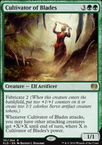 Cultivator of Blades - Kaladesh