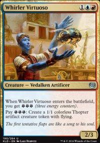 Whirler Virtuoso - Kaladesh