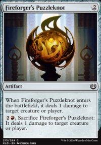 Fireforger's Puzzleknot - Kaladesh