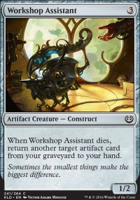 Workshop Assistant - Kaladesh