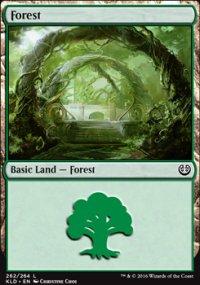 Forest 1 - Kaladesh