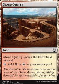 Stone Quarry - Kaladesh