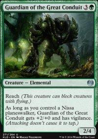 Guardian of the Great Conduit - Kaladesh