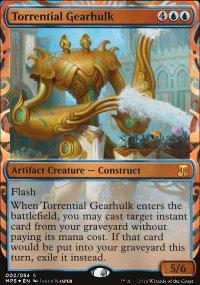 Torrential Gearhulk - Kaladesh Inventions
