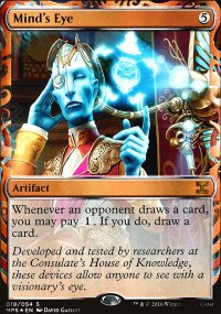 Mind's Eye - Kaladesh Inventions