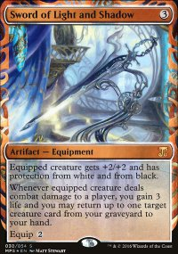 Sword of Light and Shadow - Kaladesh Inventions