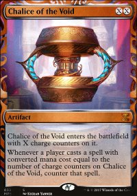 Chalice of the Void - Kaladesh Inventions