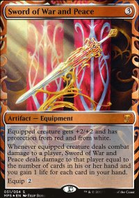 Sword of War and Peace - Kaladesh Inventions
