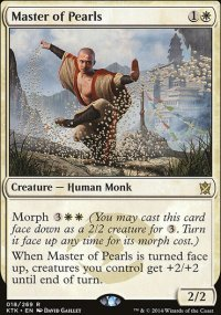 Master of Pearls - Khans of Tarkir