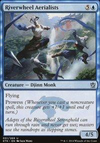Riverwheel Aerialists - Khans of Tarkir