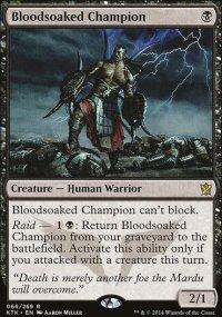 Bloodsoaked Champion - Khans of Tarkir