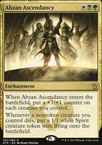 Abzan Ascendancy - Khans of Tarkir