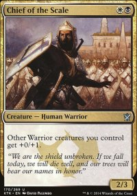 Chief of the Scale - Khans of Tarkir