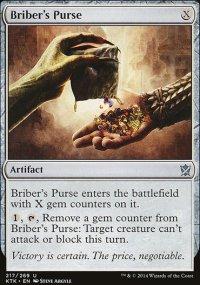 Briber's Purse - Khans of Tarkir