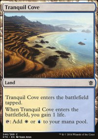 Tranquil Cove - Khans of Tarkir