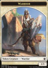 Warrior 1 - Khans of Tarkir
