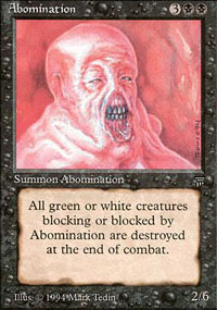 Abomination -