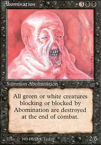 Abomination - Legends