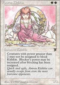 Amrou Kithkin - Legends