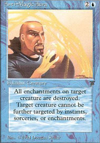 Anti-Magic Aura - Legends