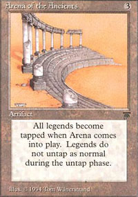 Arena of the Ancients - Legends